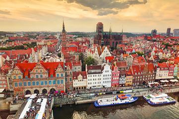 Bilete de avion catre Polonia
