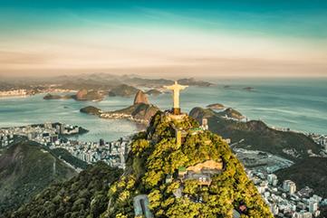 Bilete de avion catre Rio de Janeiro