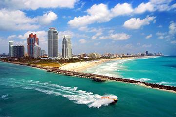 Bilete de avion catre Miami