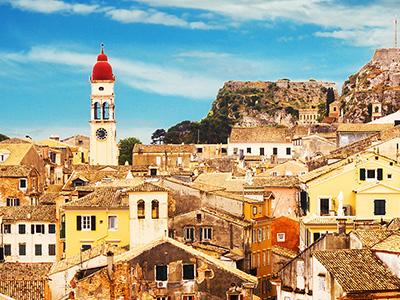 Sejur Corfu