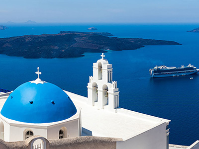 Early Booking Santorini