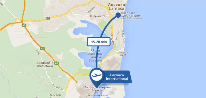 Transfer aerport Larnaca