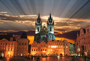 City Break Praga