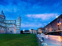 City Break Pisa
